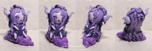 Daemon fimo by Nailyce