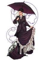 The Master: Art Nouveau by AnnettaSassi