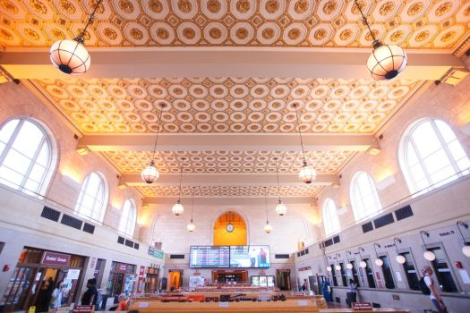 Union Station: New Haven by josephacheng