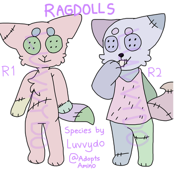 Adoptables by Pastelgoldfish