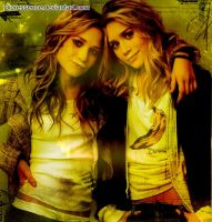 olsen twins by Dioressence