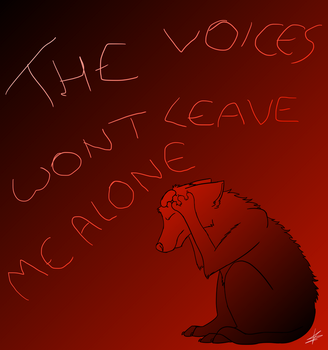 The Voices by BaileyisDarcy