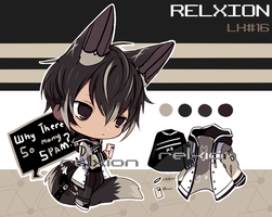 [AUCTION*CLOSED]Lineheart*16 by Relxion-kun