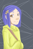 Coraline by AhLaToad