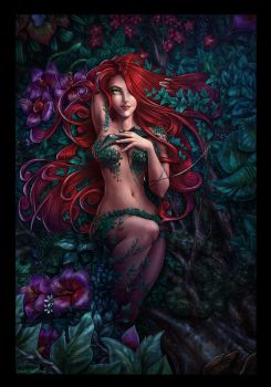 Poison Ivy by Kris-Chua