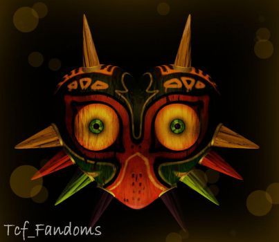 Majora's Mask by tcfFandoms
