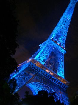 Eiffel Tower by Ana-mcara