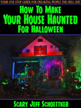 How To Make Your House Haunted For Halloween by JeffsStudio
