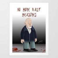 Mike Ehrmantraut by SLOE87