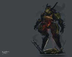 Mech Design 101 by benedickbana