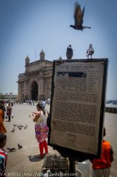 Gateway of India by vicken