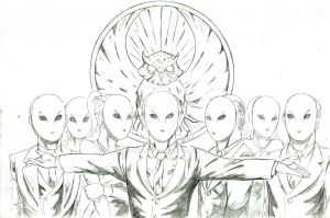 Court of Owls by GreenMind-Dead