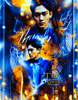 +Thunder|Chen|The Powers Series by IwillGoUp