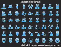 Icons for iPad by shockvideo