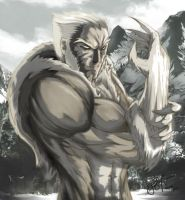 Sabretooth Cold Chill by gidge1201