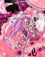 CE: - CANDY SPACE - by capochi
