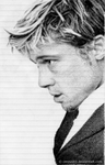Brad Pitt cropped by Cerzus69