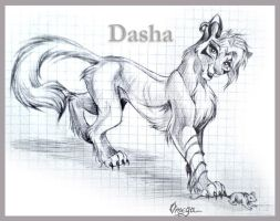 Dasha by OmegaLioness
