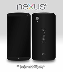 LG Nexus 5 according to FCC information by teerox