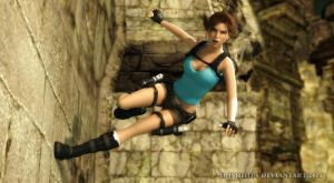 Lara Croft: Relic Run by Irishhips