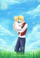 APH - You Are My Sunshine by marimo-lover