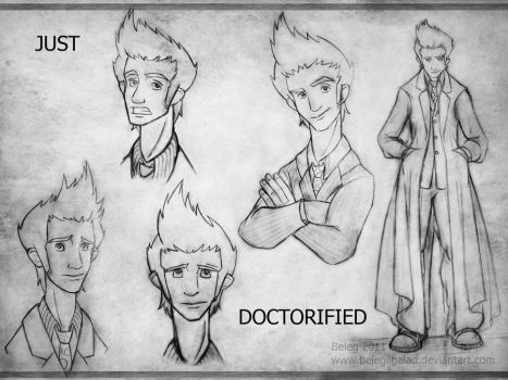 Just Doctorified by Belegilgalad