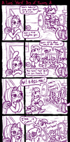 A Long Hard Day of Training 2 by FicFicPonyFic