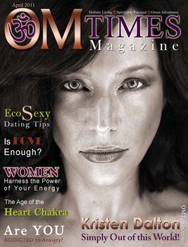 OMTimes Magazine - Cover Apr11 by deZengo