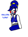Ballora 'lora' by UndertaleSokemo