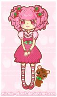Cute Tiny-Strawberry by miemie-chan3