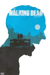 TWD  Season 1 Poster by shrimpy99