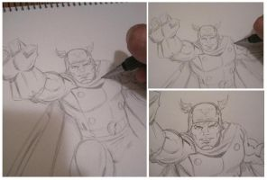 A NEW DRAWING COMING SOON! by paintmarvels