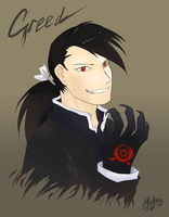 ::FMA:: Greedling by Mistrel-Fox