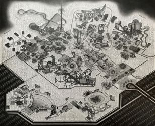 PROJECT Nu Era Theme Park by Neb2008