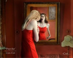 Psyche In The Mirror ... by Can-Cat