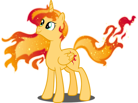 Sunset Shimmer Day: Princess Sunset by icantunloveyou