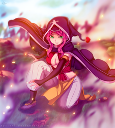 Fairy Tail 474 - Meredy by Nyster7