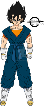 What If Vegetto (DBSNL Outfit)- Shintani Style by Anorkius-TheNERX