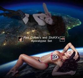 Red Coffee's and ZituKX's  Beauty Contest FINISHED by ZituKX