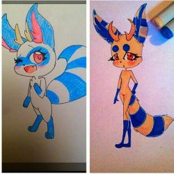 character for sale! :) by Lexine96