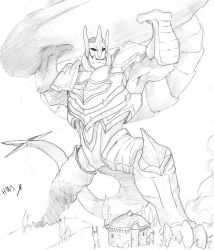 Galio The Colossus by HighWayStars