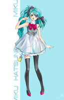 Miku Hatsune by Princess--Ailish