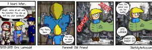 Farewell Old Friend by SketchyAntics