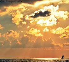 Sailing into light by Da-Cha-Cha