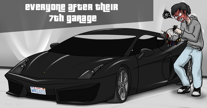 [GTAO] After that 7th Garage by TekkyTheWolf