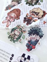 Little Heroes -  My Hero Academia Chibis by Heikky
