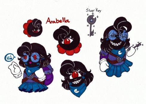 Arabella by ShadowBunny89