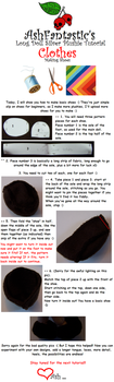 Basic Shoe Tutorial by AshFantastic