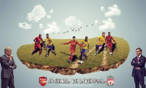 Arsenal VS Liverpool by Marcus-GFX