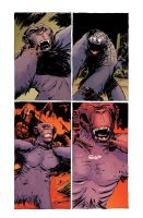 Planet of the apes #6 Colors by JasonWordie